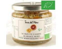 Scorzette Candite diArance Moro 200gr - Terre di Moro
