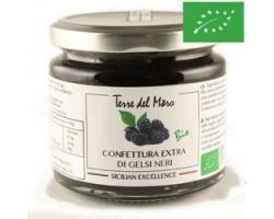 Confettura Extra di Gelsi Neri 200 gr - Terre Del Moro