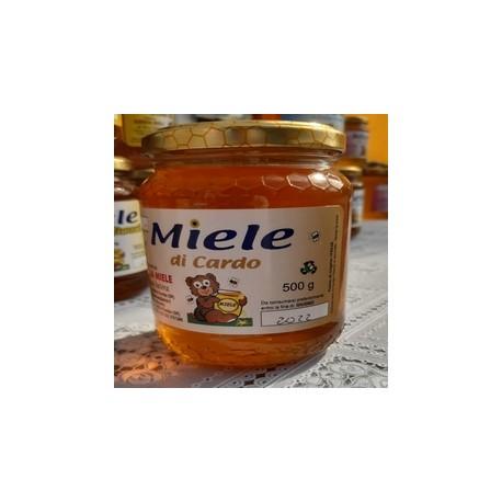 Miele di Cardo Biologico 500 gr