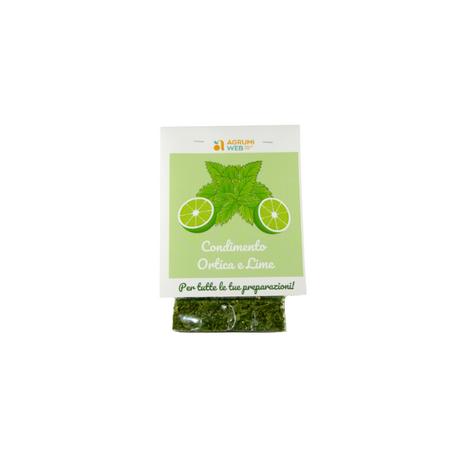 Condimento Ortica e Lime