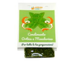 Condimento Ortica e Mandarino