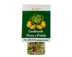 Condimento Cavolo Verza e Patate